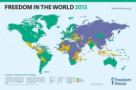 Jordan Country Map 2015 Freedom Maps Freedom House