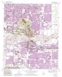 Map Az Tempe Topographic Map Az Usgs Topo Quad 33111d8