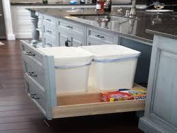 kitchen movable island kitchen kitchen cart with trash bin