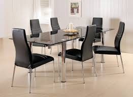 Metal Dining Room Chair Interior Lovely Dining Room Decoration With Dining Room Furniture