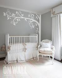 Bedroom Wall Decals Trees White Tree Wall Decal Nursery Wall Decoration Tree Wall