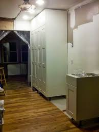 how to extend tall akurum cabinet base unit for floor to ceiling