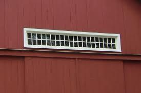 Transom Window Above Door New England Barn Barn Accessories