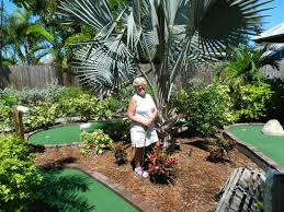Backyard Golf Hole by Enjoying Mini Golf At The Fishing Hole Picture Of The Fish Hole