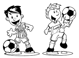playing football coloring pages wecoloringpage