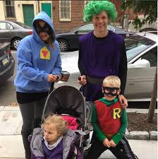 diy teen titans go halloween costumes how i made it and how we