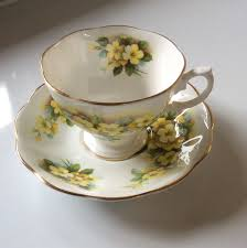royal albert yellow flower teacup bone china teacup and