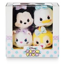 Minnie Mouse Toy Box Minnie Mouse And Friends Dressy Tsum Tsum Box Set Disney U0027s Tsum