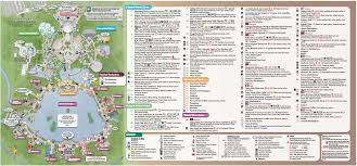 Map Of Lakeland Florida by 2015 Epcot International Food And Wine Festival Park Map