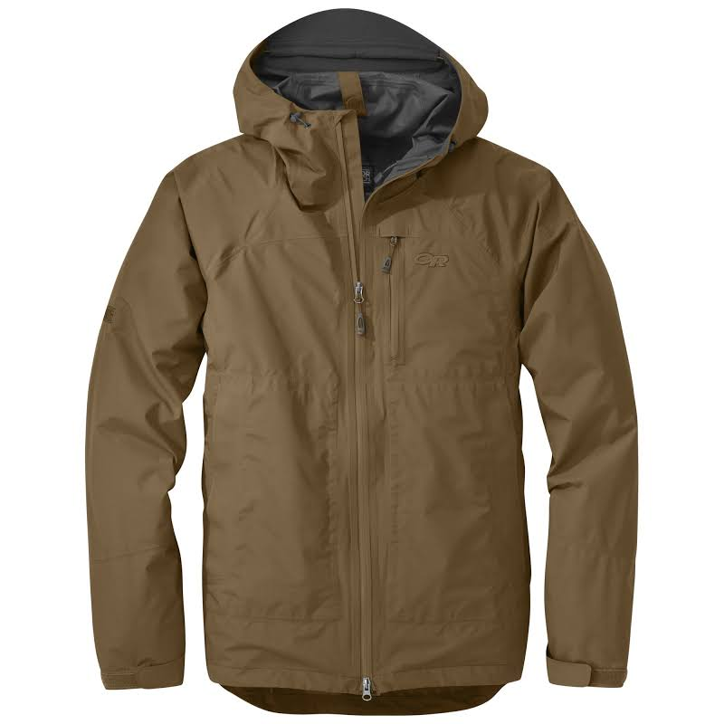 Outdoor Research Foray Jacket-Large Coyote