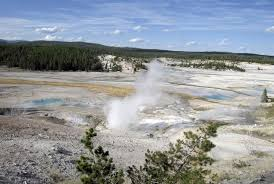 man confirmed dead after fall in yellowstone spring nbc news