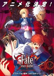 Ver Fate Stay Night Audio Español latino Online