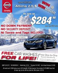 nissan altima 2016 vin altima sign and drive lease windsor nissan