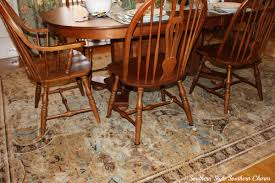 dining room rug review and a mohawk giveaway