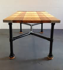 Metal Dining Room Chair Dining Tables Distressed Dining Table Industrial Dining Tables