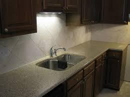 dazzling kitchen design with cream kitchen wall tile backsplash