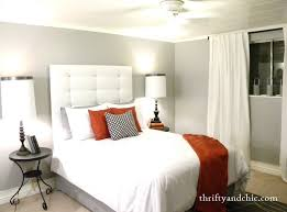 thrifty and chic diy projects and home decor diy tufted headboard super easy to make with the faux tufts and all for under