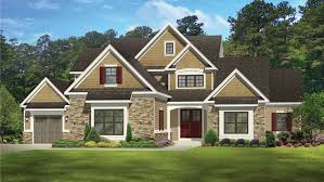 New American Home Plans  New American Home Designs From HomePlanscom - Modern style homes design