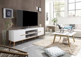 White Furniture For Living Room Modern Tv Stand Perfect Match Of White And Oak Great Furniture