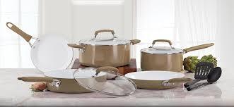 black friday ceramic cookware amazon com wearever c944sa pure living nonstick ceramic coating