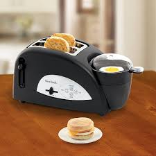 amazon com west bend tem500w egg and muffin toaster kitchen u0026 dining
