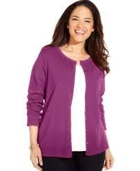 Plus Size Cropped Cardigan Michael Michael Kors Plus Size Cropped Cardigan Sweater Sweaters
