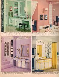 mint bathroom pink bird bathroom purple bathroom white yellow