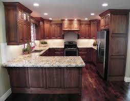kitchen kitchen colors with dark brown cabinets breakfast nook
