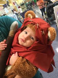 clearance infant halloween costumes baby ewok halloween costume star wars diy halloween costumes diy