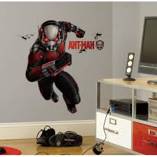 100 giant wall stickers mirror wall stickers 3d acrylic giant wall stickers roommates ant man peel and stick giant wall decals walmart com