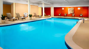 In Door Pool by Raleigh Pool Sheraton Raleigh Hotel