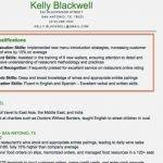 Summary Of Qualifications Sample Resume by Amazing Resume Summary Of Qualifications Example U2013 Resume Template