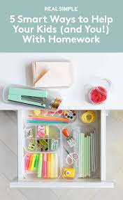 Smart Ways to Help Your Kids  and You   With Homework   These