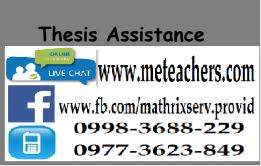 MBA Thesis Writing Research  STRAMA            Posted   weeks ago Goa  Camarines Sur OLX ph