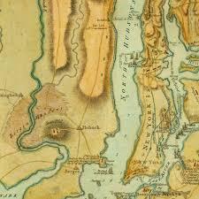Brooklyn New York Map by Battle Of Long Island Battle Of Brooklyn New York 1776