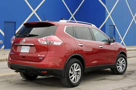 nissan canada back in the game 2015 nissan rogue sl awd review wheels ca