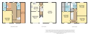 Downing Street Floor Plan 4 Bedroom Town House For Sale In Downing Crescent West Bromwich