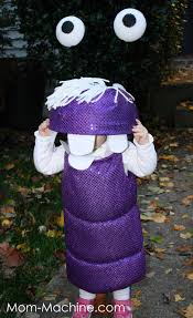 Halloween Costume Monsters Inc Monsters Inc Boo Halloween Costume Mom Machinemom Machine
