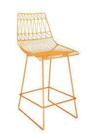 replica bend bar modern industrial stool rustix furniture
