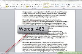 How to Write an Abstract  with Examples    wikiHow wikiHow