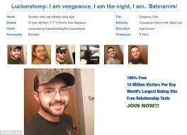 Man      admits to raping half a dozen women he met online and