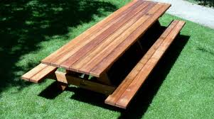 Free Wooden Picnic Table Plans by Uncategorized Exceptional Large Picnic Table Plans Free