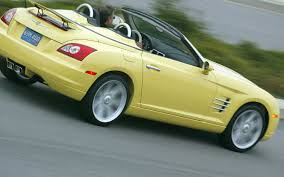2005 chrysler crossfire convertible i look much better in mine