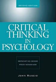 Human beings rely on the three capacities of affect  behavior  and cognition  which