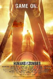 Humans versus Zombies