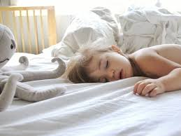 sleeping naked kids|