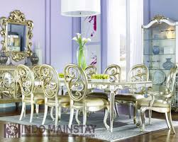 European Dining Room Furniture Dining Room Exquisite European Dining Room Decoration Using Gold