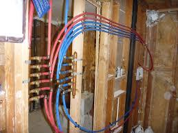 Plumbing Rough Pex Repipe In Los Angeles Fix All Plumbing Blog