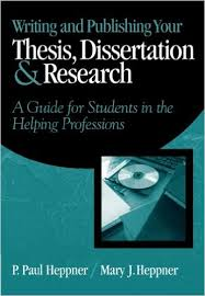 Amazon com  Writing and Publishing Your Thesis  Dissertation  and     Amazon com Writing and Publishing Your Thesis  Dissertation  and Research  A Guide for Students in the Helping Professions  Research  Statistics   amp  Program Evaluation