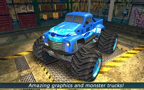 monster truck bigfoot 5 aen monster truck arena 2017 android apps on google play